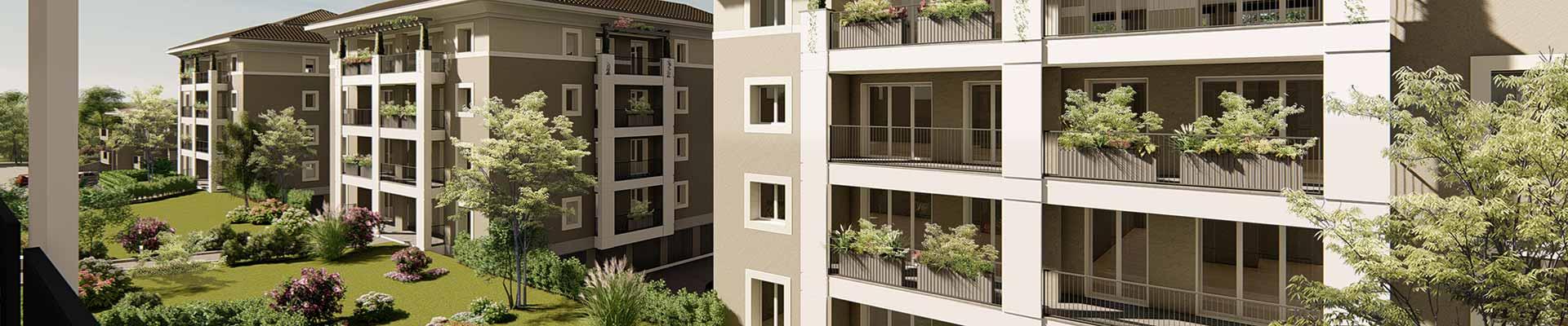 Residenza Cascina Gaita Planimetrie header
