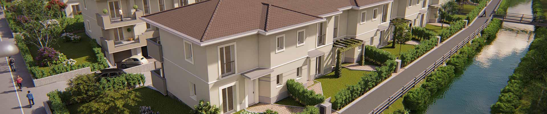 Residenza Cascina Gaita Progetto header