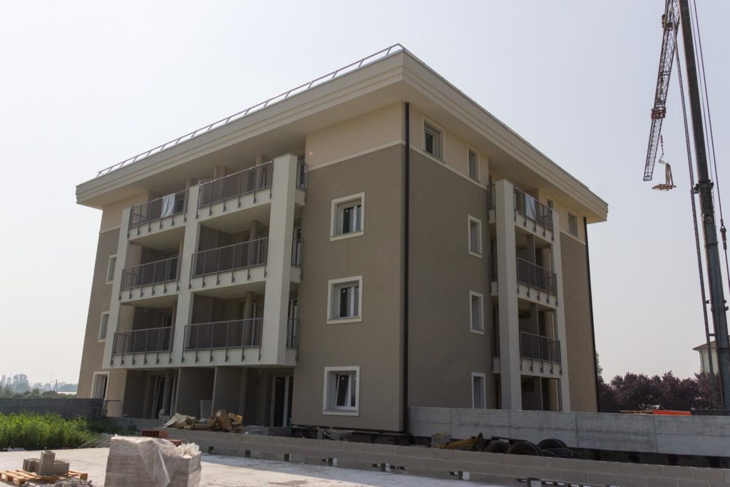 residenza cascina gaita palazzina giugno 2019
