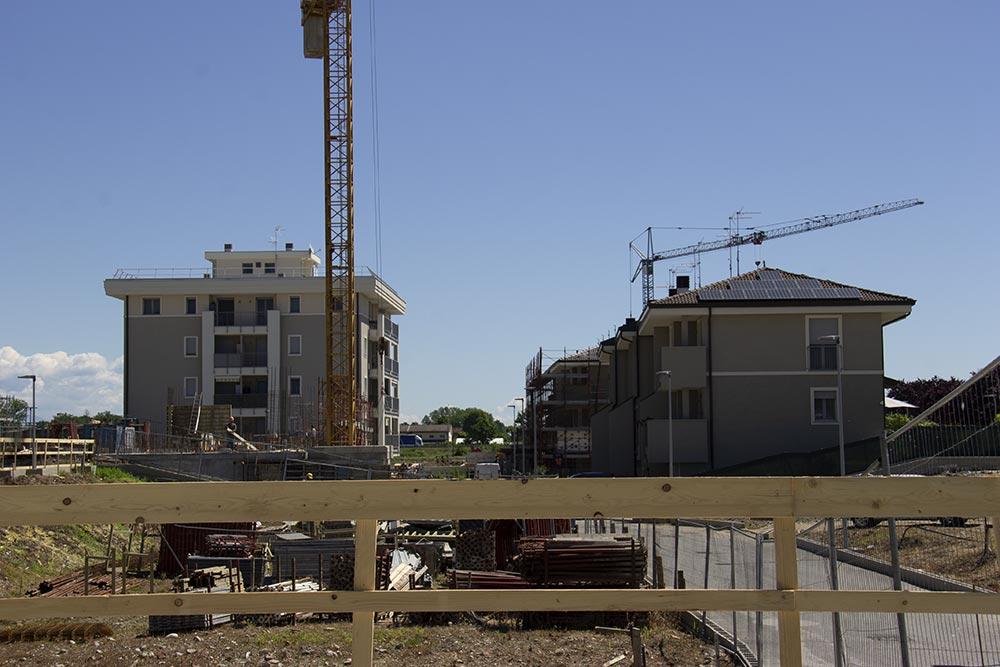 Residenza Cascina Gaita - Aggiornamento cantiere giugno 2021
